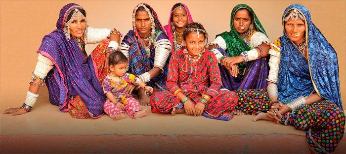 Gujarat Tribal Tour