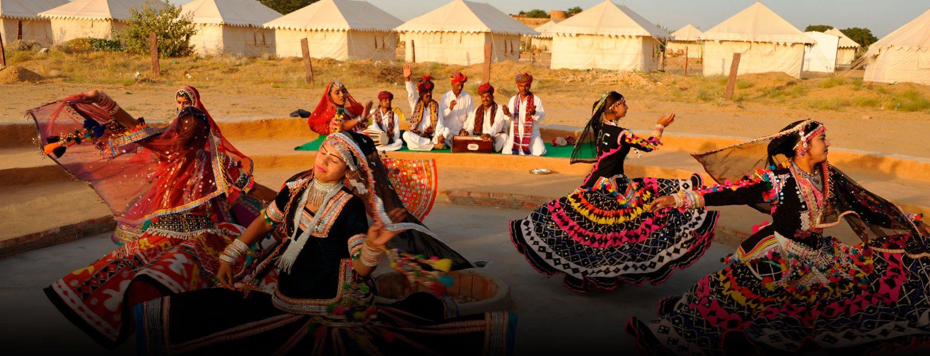 Kalbelia Dance of Rajasthan