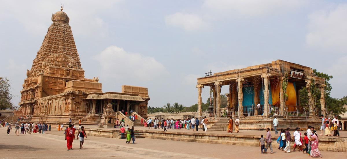Brihadeeswarar Temple Thanjavur
