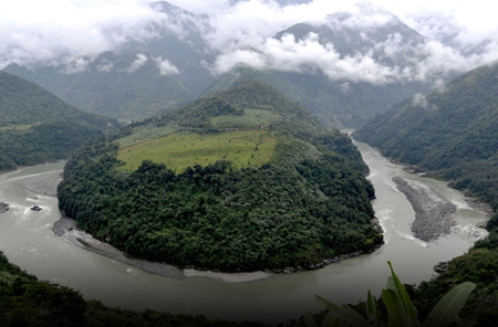 Khangchendzonga National Park UNESCO World Heritage Site in Natural Category