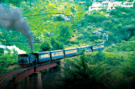 Mountain Railways in India