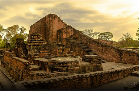 Archaeological Site of Nalanda Mahavihara - UNESCO World Heritage Sites in India