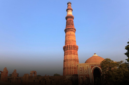 Qutb Minar and its Monuments