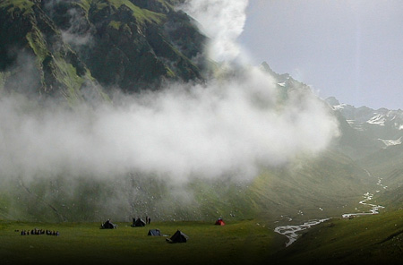 The Great Himalayan National Park