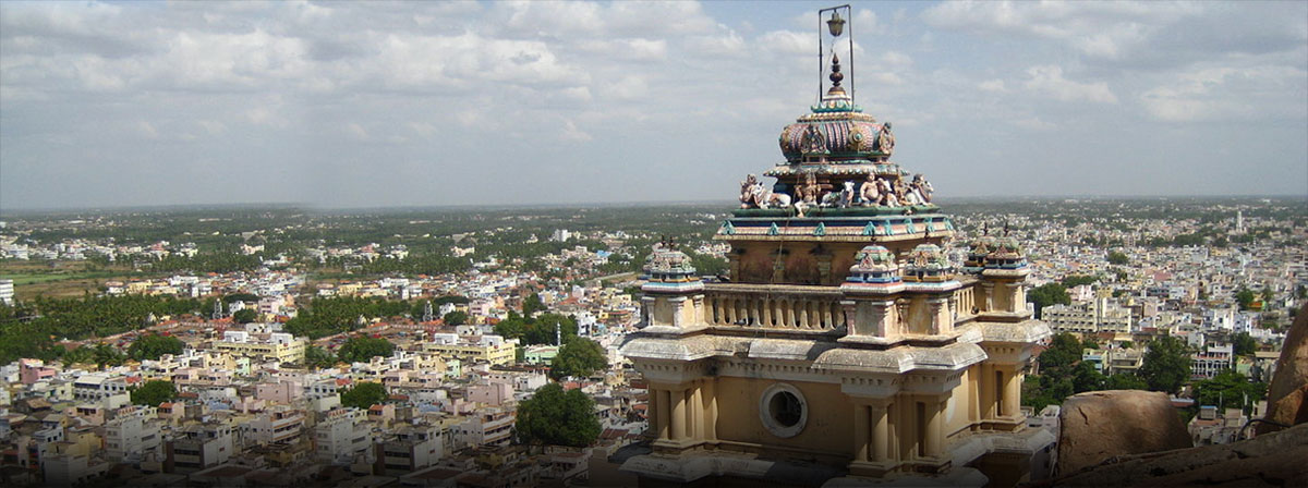 UcchiPillayar-Temple