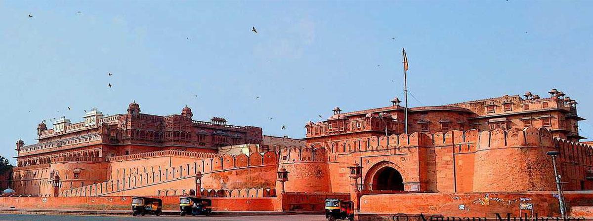 Junagarh Fort, Bikaner