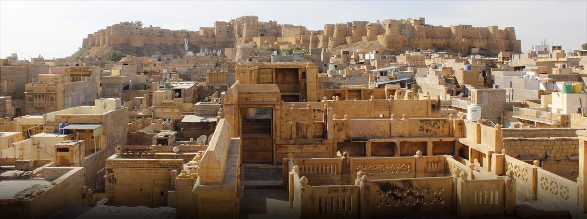 Sonar Fort Jaisalmer