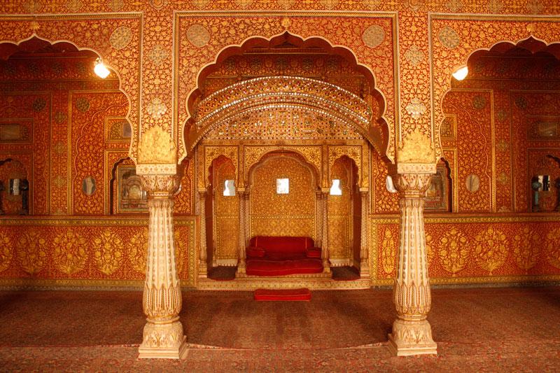 Image result for Bikaner Junagarh Fort
