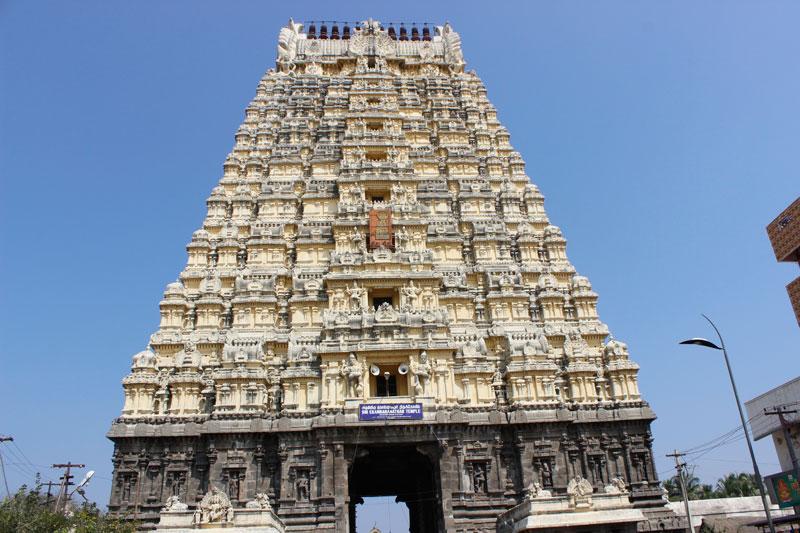 Ekambaranathar Temple Kanchipuram
