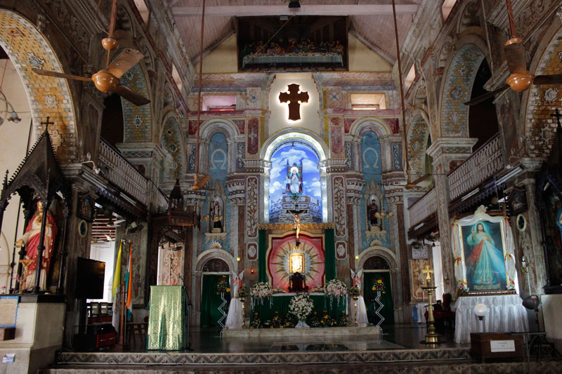 Kerala tour Fort Kochi Church