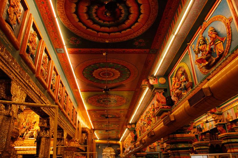 Ganesh Temple Pondi
