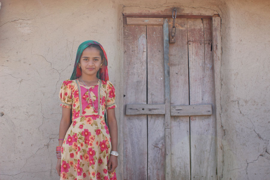 Pathan Girl from Kutch