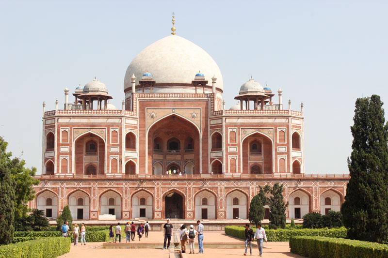 Humanyuns Tomb Delhi