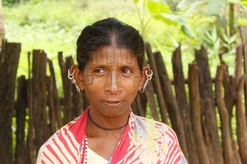 Kutia Kondh tribe