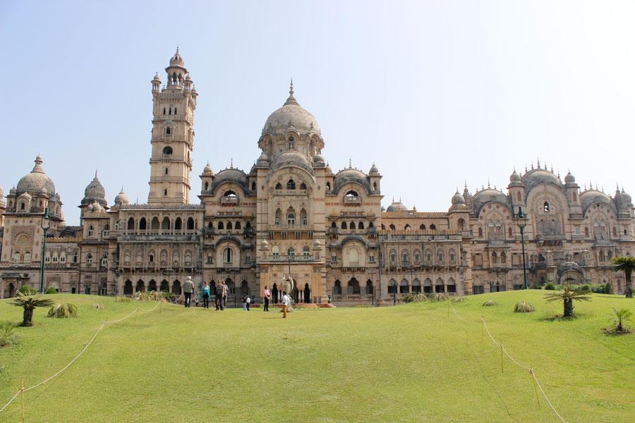 Lakshmi Vilas Palace Vadodara