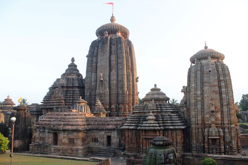 Lingraja temple