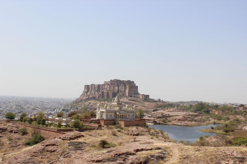 Image result for Meharangarh fort