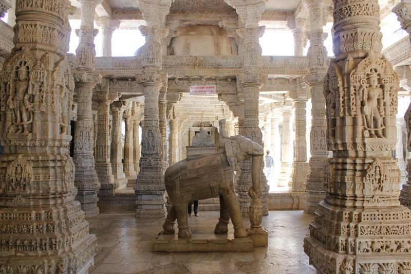 Image result for Ranakpur Jain Temple