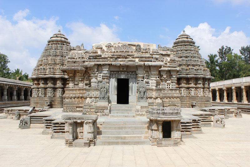 Keshav Temple Somnathpur