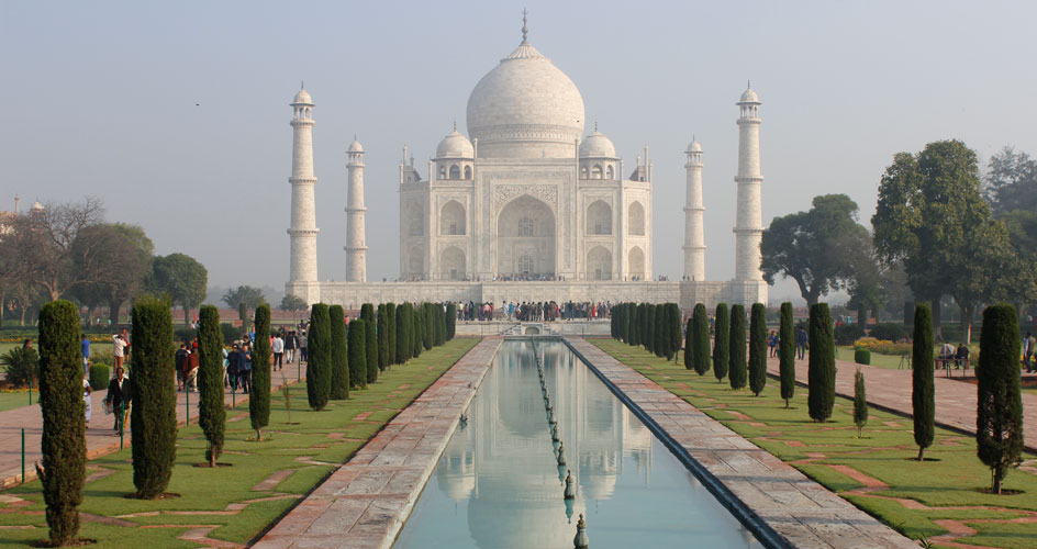 Taj Mahal in Golden Triangle Tour
