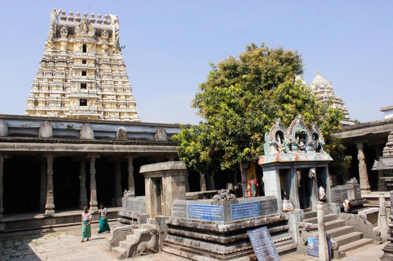 Lord Indra Temple In Tamilnadu