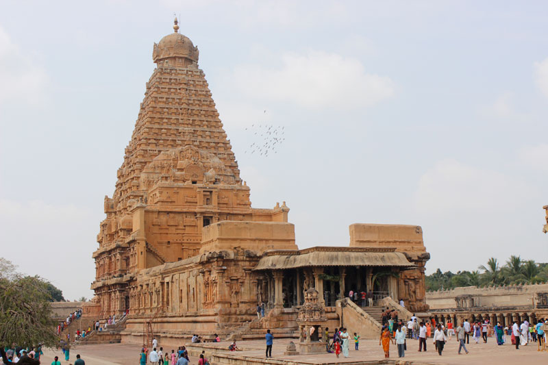 Sri Brihadeshwar Temple Thanjavur