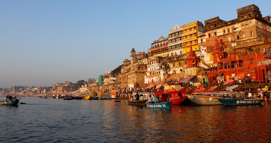 River Ganges Varanasi - Historic Classical India Tour