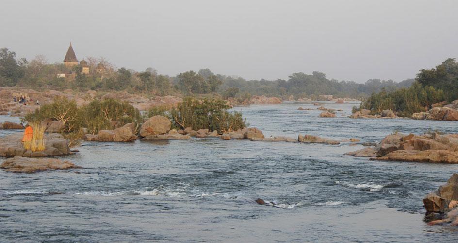 Betwa River Orchha