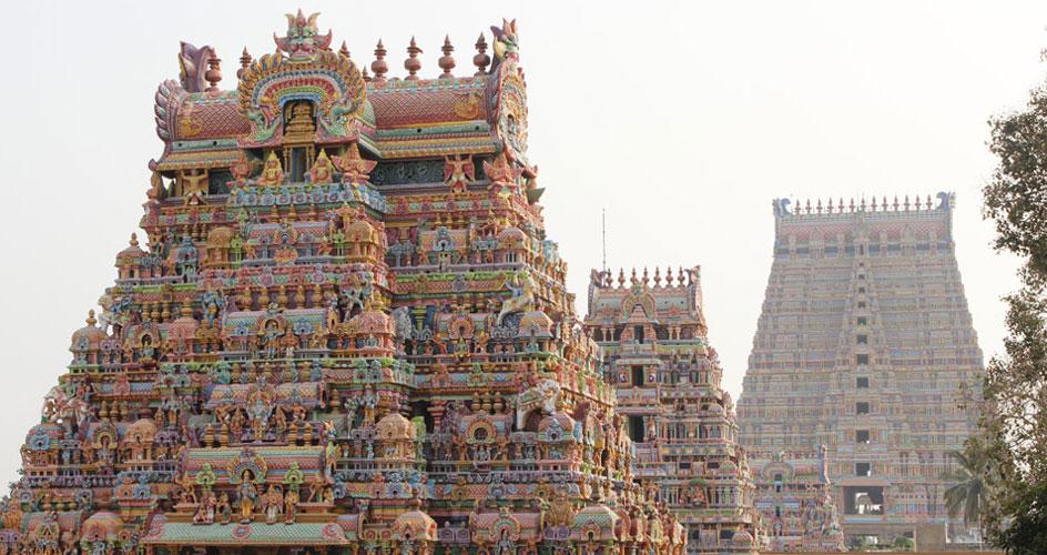 Srirangam Temple Trichy