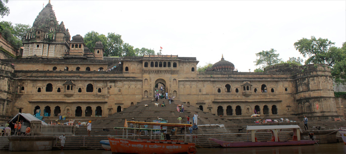 Maheshwar Ghats - Central India Tour