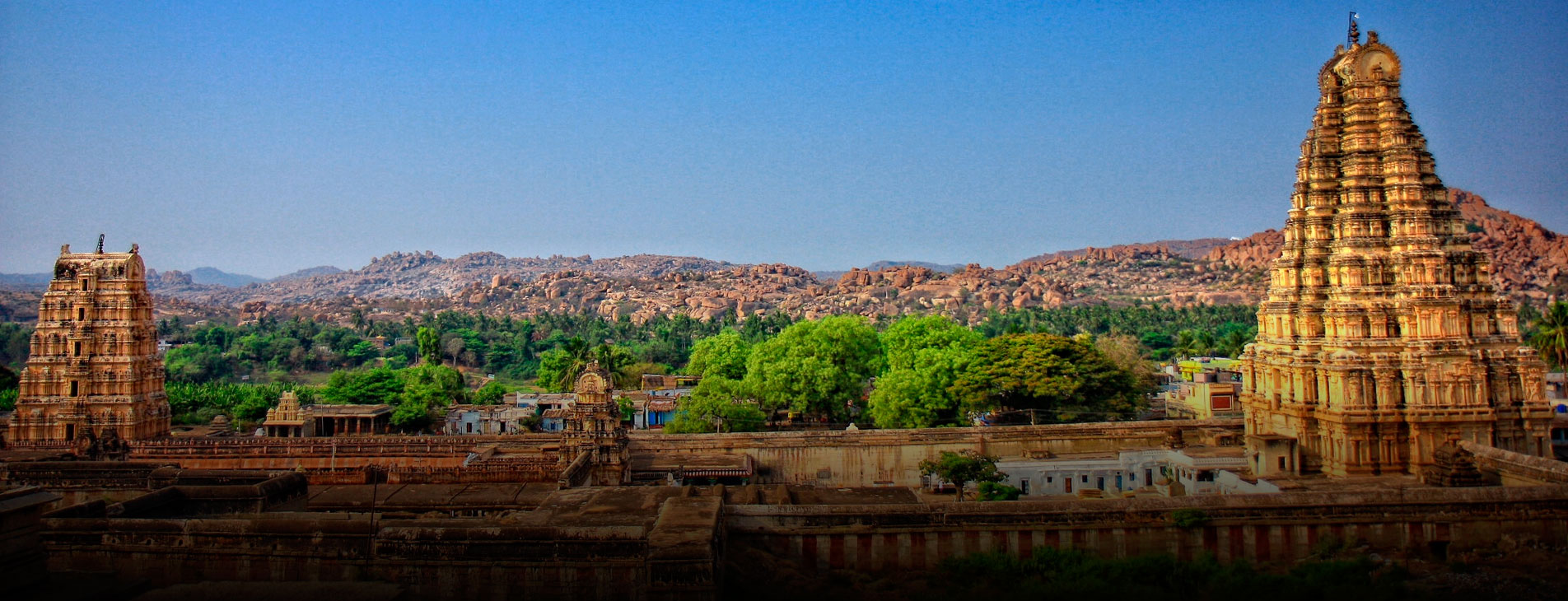 Famous Temples to Visit in South India