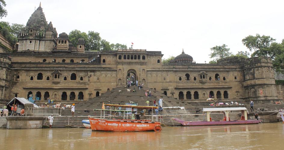 Maheshwar Ghats Madhya Pradesh