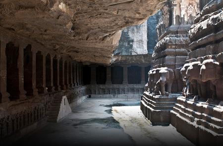 Ellora Caves, Near Aurangabad