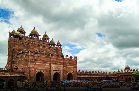 Fatehpur Sikri - UNESCO World Heritage Sites in India