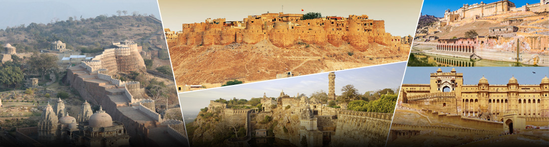 Hill forts of Rajasthan - UNESCO World Heritage Sites in India