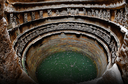 Rani-Ki-Vav (the Queen's Stepwell) at Patan