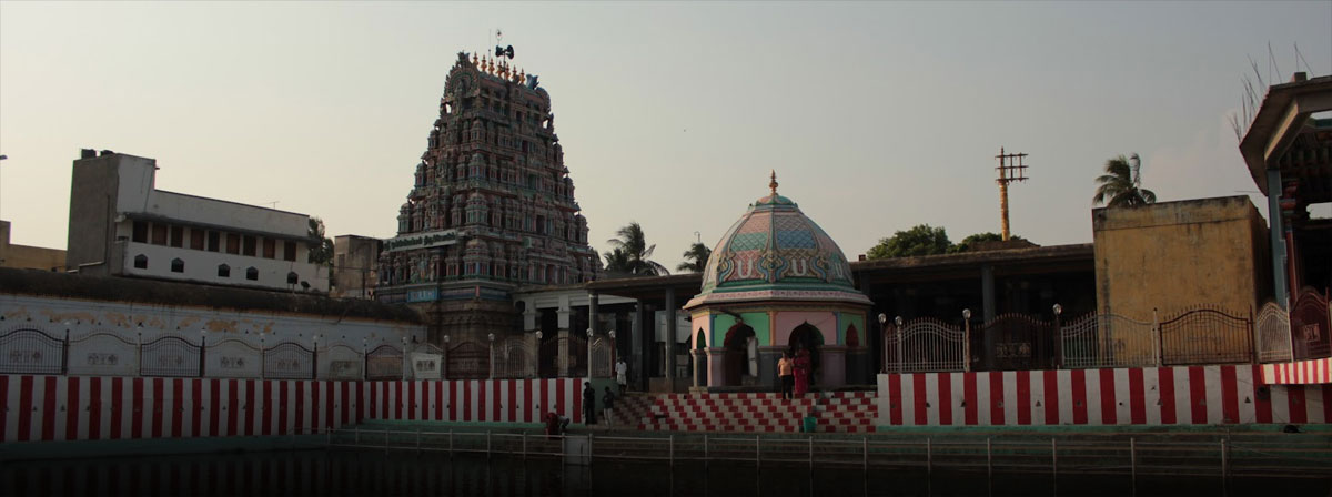 Uppiliappan-Temple