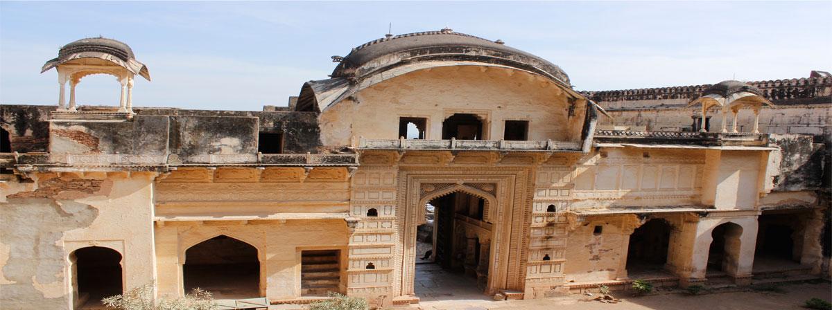 Garh Palace, Bundi