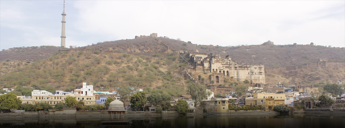 Taragarh Fort, Bundi