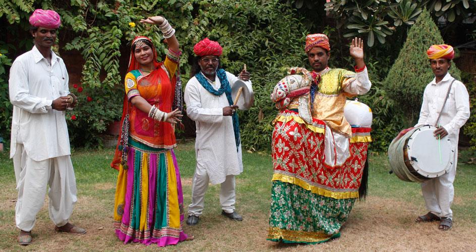 Kacchi Ghodi Dance