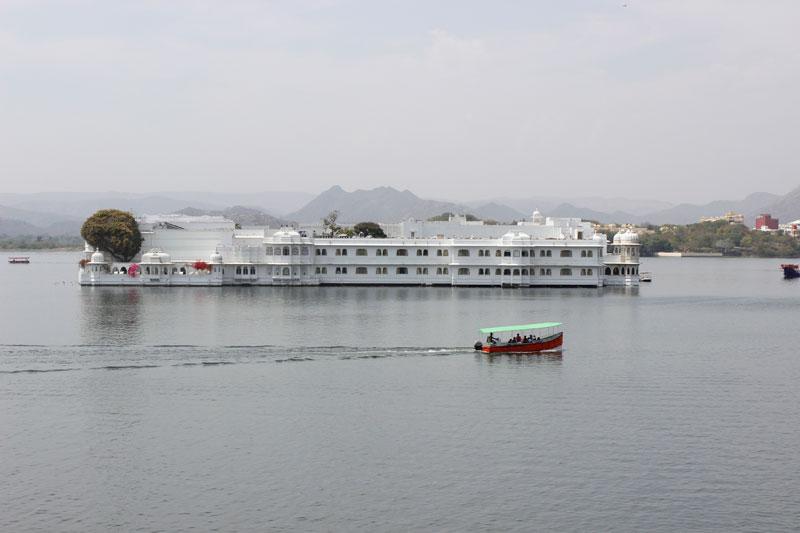 Lake palace in udaipur
