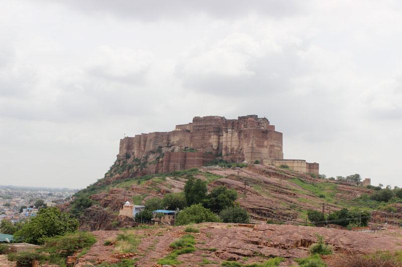 Meharangarh Fort Jodhpur