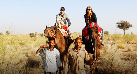 Rajasthan Thar Desert Safari Tour