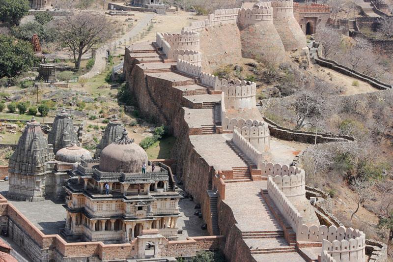 kumbhalgarh Walls