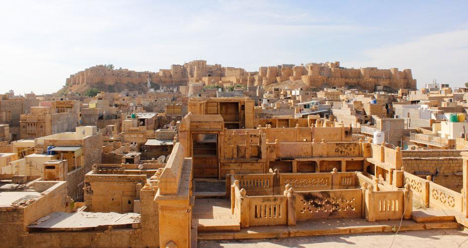 Golden Fort Jaisalmer