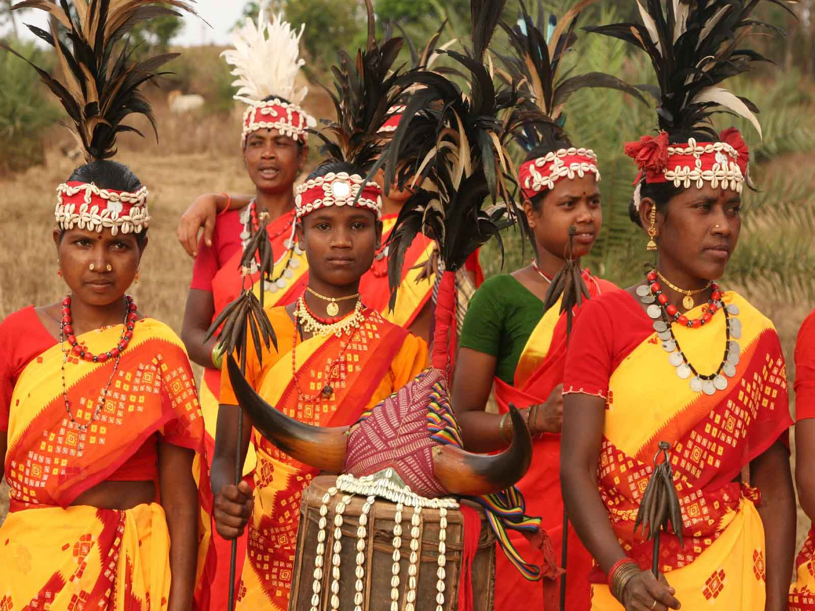 Baiga Tribe Chhattisgarh