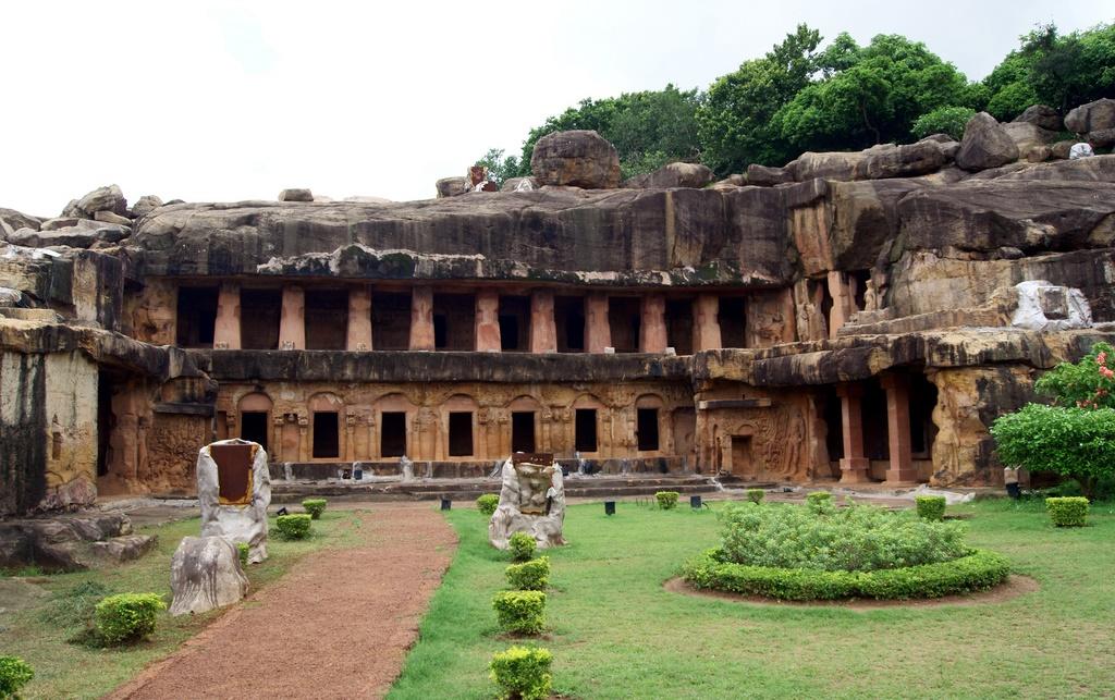 Khandagiri Caves Odisha