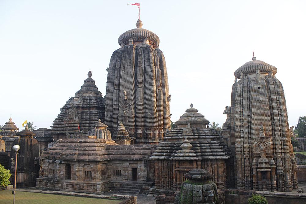 Lingraja temple Bhubaneshwar