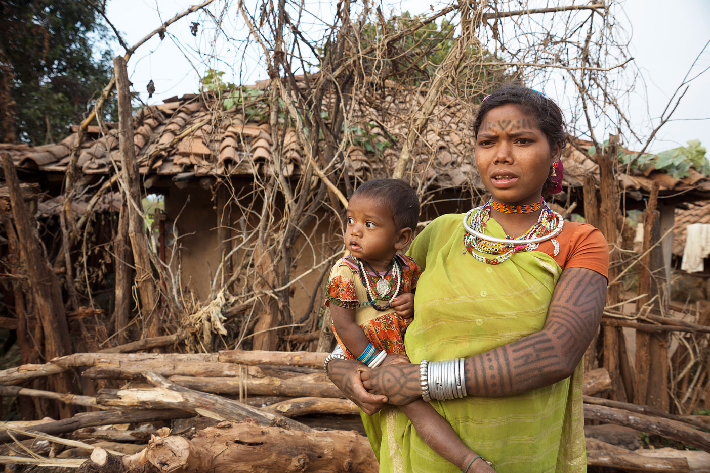Baiga Tribe of Chhattisgarh
