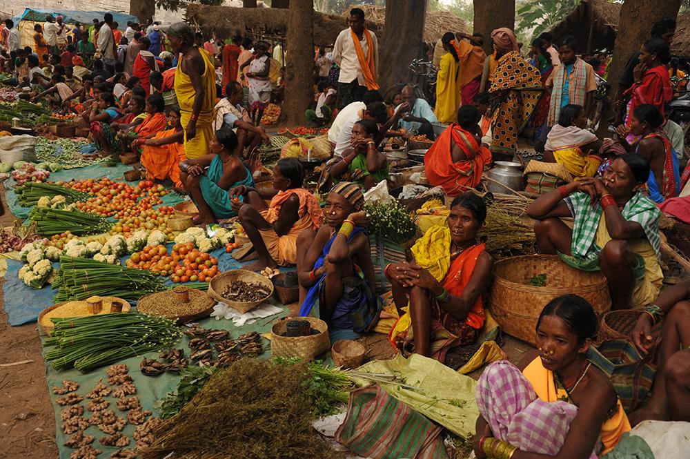 Weekly Tribal Haat Odisha